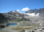 M121 (227468 byte) - A little lake between Carate Hut (2636mt) and Marinelli Hut (2813mt)