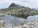 M145 (272997 byte) - Water pool at Pass Vacca (2359mt)