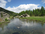 M351 (247230 byte) - A stream near Bosio Hut (2086mt)
