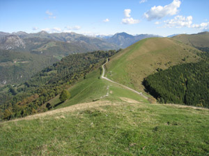 Rifugio tironi consoli for Rifugio resegone valle imagna