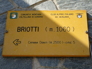 Cartello Briotti